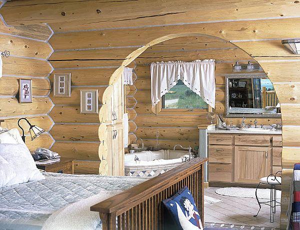 Дачный домик интерьер своими руками